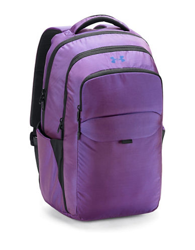 Under Armour UA On Balance Backpack-MERLOT-One Size