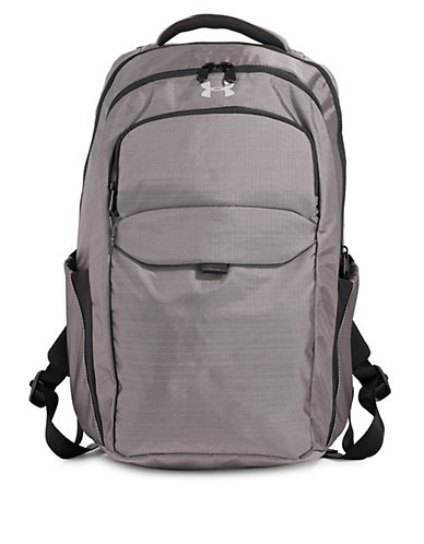 Under Armour On Balance Backpack-GREY-One Size