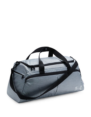 Under Armour Undeniable Duffle Bag-GREY-One Size