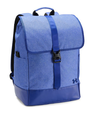 Under Armour UA Downtown Backpack-BLUE-One Size