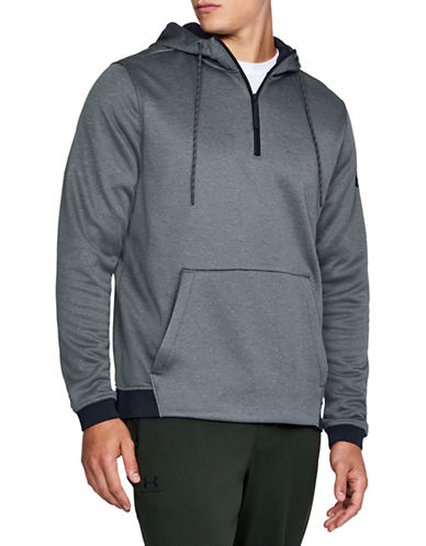 Under Armour Storm Half-Zip Hoodie-GREY-X-Large 89671509_GREY_X-Large