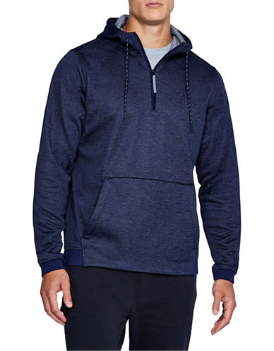 Under Armour Storm Half-Zip Hoodie-BLUE-Small 89671512_BLUE_Small