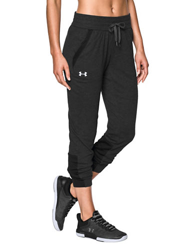 Under Armour Sportstyle Jogger Pants-BLACK-X-Large 89983150_BLACK_X-Large