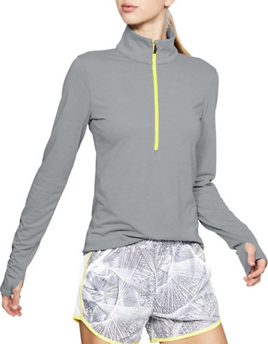 Under Armour Streaker Long-Sleeve Top-GREY-X-Small 89982991_GREY_X-Small