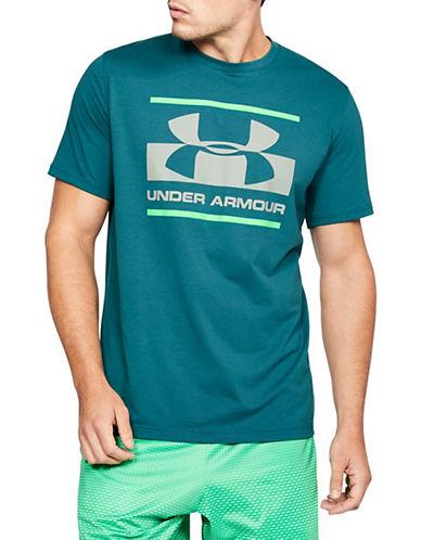 Under Armour Blocked Sportstyle Logo T-Shirt 90090248