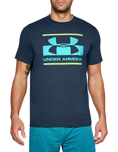 Under Armour Blocked Sportstyle Logo T-Shirt 90090253