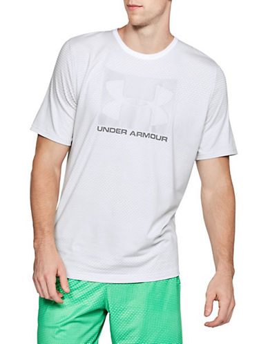 Under Armour Better Boxed Sportstyle Graphic Cotton Tee-WHITE-X-Large 90063090_WHITE_X-Large
