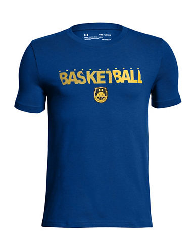 Under Armour Basketball Graphic T-Shirt-ROYAL BLUE-Medium 89939206_ROYAL BLUE_Medium
