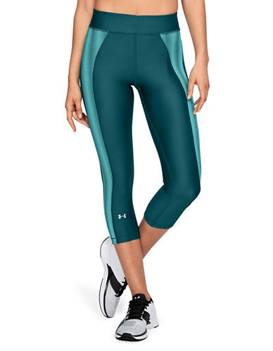 Under Armour HeatGear Printed Capri Leggings 89983059