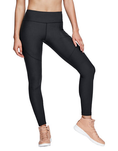Under Armour Vanish Ankle Leggings-BLACK-Large 89844768_BLACK_Large