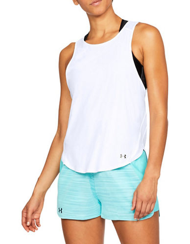 Under Armour Vivid Keyhole Back Tank Top 90044531
