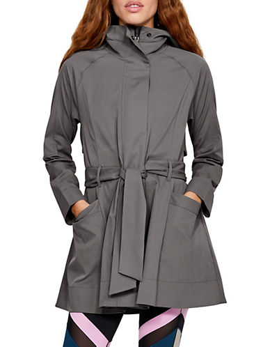Misty Copeland Signature Woven Trench Coat by Under Armour