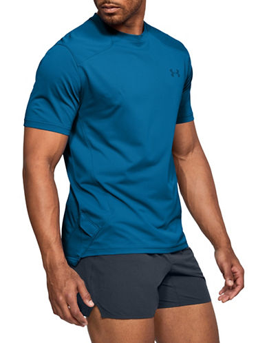Under Armour Sunblock Short-Sleeve T-Shirt-CRUISE BLUE-Large 89824696_CRUISE BLUE_Large