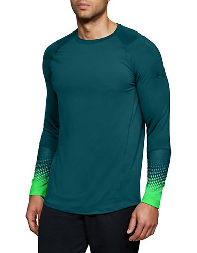 Under Armour Graphic Mesh Long-Sleeve Tee 90042885