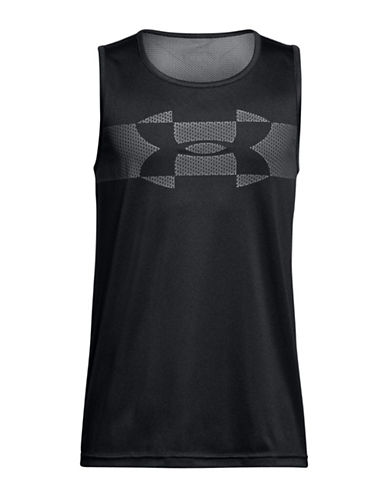 Under Armour Tech Tank Top-BLACK-Small 90009885_BLACK_Small