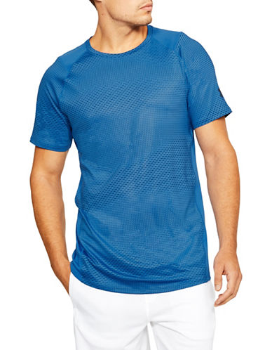 Under Armour Raid Short-Sleeve T-Shirt-BLUE-Small 89819641_BLUE_Small