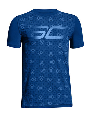 Under Armour Short-Sleeve Graphic T-Shirt-ROYAL BLUE-X-Large 89939212_ROYAL BLUE_X-Large
