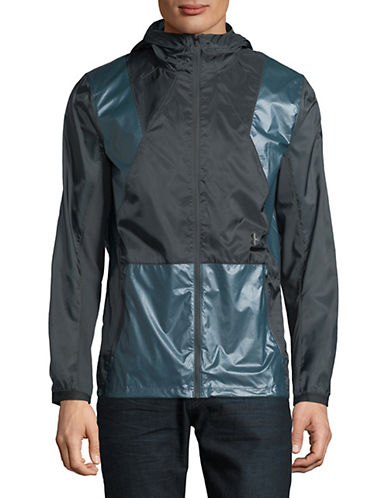 Under Armour Water-Resistant Perpetual Jacket-GREY-Small 90034011_GREY_Small