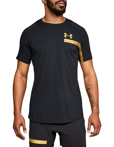 Under Armour Perpetual Short Sleeve Graphic Tee-BLACK-Small 90033981_BLACK_Small