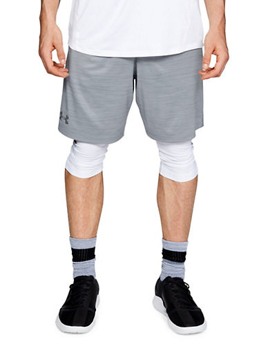 Under Armour Twist Shorts-STEEL-Small 90090449_STEEL_Small