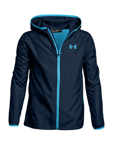 Under Armour Sack Pack Full-Zip Jacket-ACADEMY-10-12