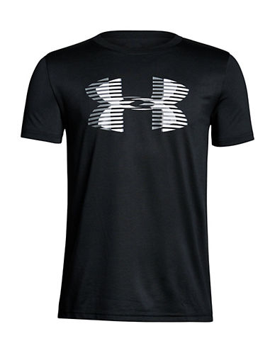 Under Armour Big Logo Tee-BLACK-Medium 90015785_BLACK_Medium