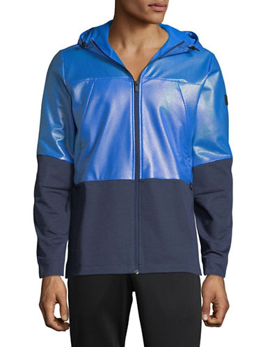 Under Armour Hooded Long-Sleeve Swacket-BLUE-X-Large 89819704_BLUE_X-Large