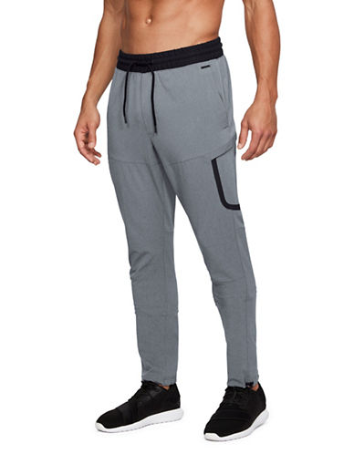 Under Armour Sportstyle Elite Cargo Pants-GREY-Large