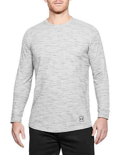 Under Armour Sportstyle Long-Sleeve T-Shirt-WHITE-X-Large 89948244_WHITE_X-Large