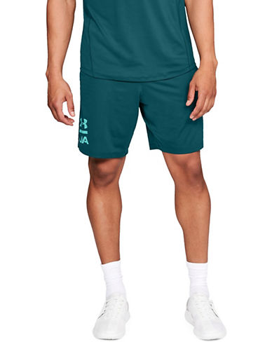 Under Armour Graphic Shorts-TEAL-X-Large 90090447_TEAL_X-Large
