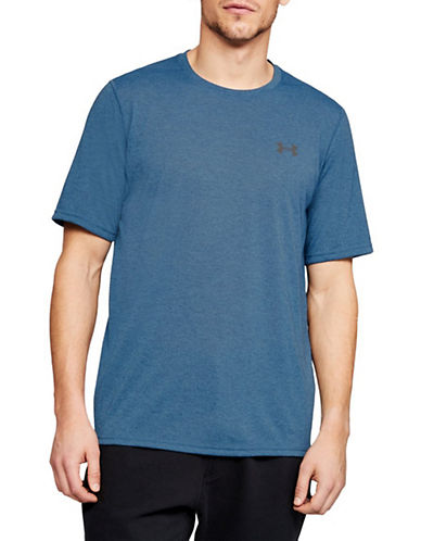 Under Armour Threadborne Crew Neck T-Shirt-ACADEMY BLUE-Medium 90090350_ACADEMY BLUE_Medium