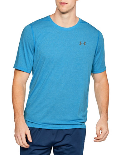Under Armour Threadborne Siro T-Shirt-CANOE BLUE-Medium 89948122_CANOE BLUE_Medium