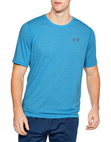 Under Armour Threadborne Siro T-Shirt-CANOE BLUE-Large 89948123_CANOE BLUE_Large