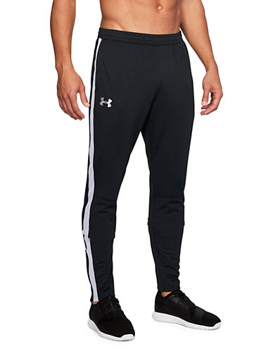 Under Armour Sportstyle Pique Track Pants-BLACK-Large 90090471_BLACK_Large