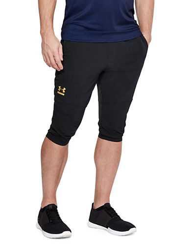 Under Armour Perpetual Three Quarter Pants-BLACK-Small 90034016_BLACK_Small