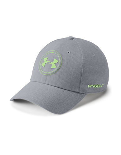 Under Armour Logo Tour Cap-GREY-Medium/Large 90012841_GREY_Medium/Large