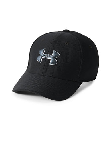 Under Armour UA Blitzing 3.0 Cap-BLACK-Small/Medium