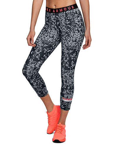 Under Armour Favourite Printed Cropped Leggings 90110101