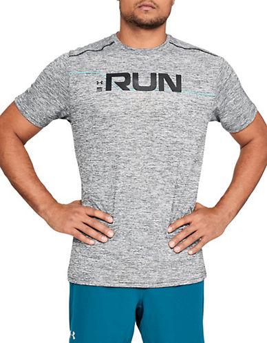 Under Armour Run Front Graphic T-Shirt-BLACK-Medium 90034160_BLACK_Medium