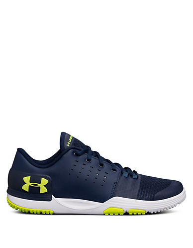 Under Armour Mens Limitless Lace-Up Sneakers 90016356
