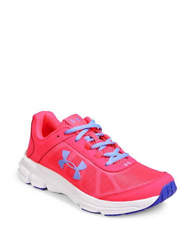 Under Armour Rave 2 Sneakers-PENT PINK-7
