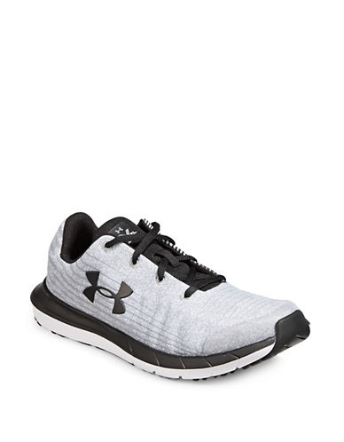 Under Armour X Level SplitSpeed Sneakers-WHITE-4.5