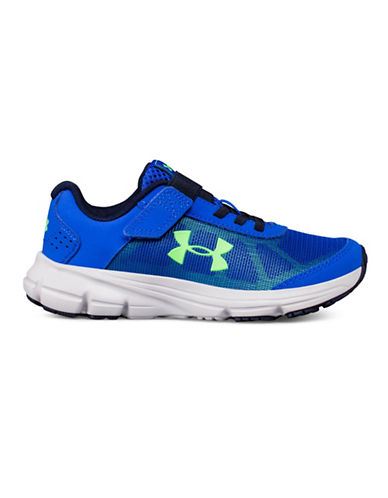 Under Armour Rave Athletic Sneakers-BLUE-3