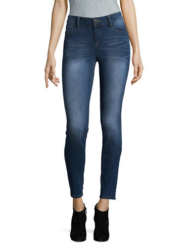 Design Lab Lord & Taylor Low-Rise Skinny Jeans-CASSIE WASH-27