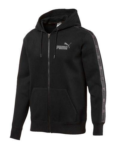 Puma Rebel Tape Hoodie-BLACK-XX-Large 89695601_BLACK_XX-Large