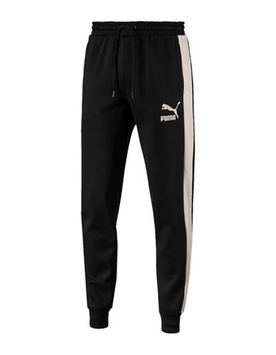Puma T7 Classic Pants-BLACK-Medium 90037328_BLACK_Medium