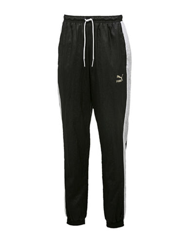Puma Classic Tracker Pants-BLACK-Large 90037274_BLACK_Large