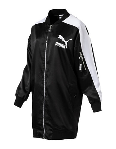 Puma Archive T7 Oversized Bomber Jacket-BLACK-Small 89874258_BLACK_Small