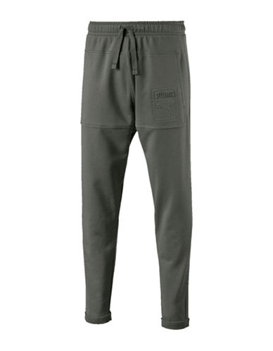 Puma Archive Fashion Pants-GREY-X-Large 90037320_GREY_X-Large