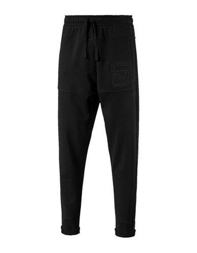 Puma Archive Fashion Pants-BLACK-Small 90037312_BLACK_Small
